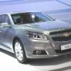 Chevrolet представил во Франкфурте седан Malibu