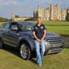 Первым владельцем Range Rover Evoque стала Зара Филлипс