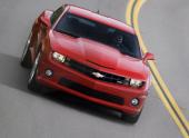 General Motors привезет в Россию Chevrolet Camaro