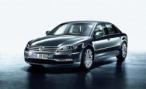 Volkswagen Phaeton будет отвечать новой дизайнерской концепции