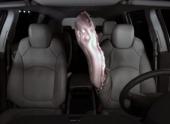 В General Motors придумали и испытали центральную подушку безопасности