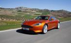 В России открыт прием заказов на Aston Martin Virage