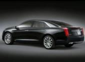 Новый флагманский седан Cadillac CT6 впервые покажут на автосалоне в Нью-Йорке
