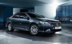Toyota покажет обновленный седан Camry на автосалоне в Нью-Йорке