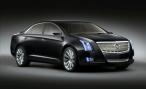 Cadillac представит седан XTS на автосалоне в Лос-Анджелесе