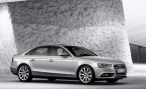 Audi называет российские цены на обновленную A4