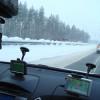 Ученые высказались за снижение максимальной скорости зимой
