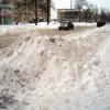 Дорожная обстановка в Петербурге: Пешком быстрее