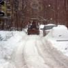 За прошедшие сутки коммунальщики вывезли с улиц Москвы 370 тысяч кубометров снега