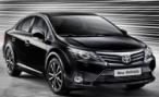 Toyota может отказаться от Avensis в 2018 году