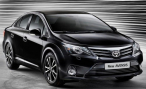 Toyota объявила российские цены на обновленный Avensis