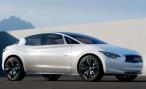 Infiniti разработает базовую модель Etherea на платформе Mercedes-Benz