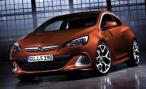 Opel представляет новую Astra OPC