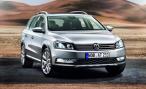 В Европе стартовали продажи Volkswagen Passat Alltrack