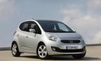 В России стартуют продажи Kia Venga 2012 года