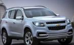 Chevrolet Trailblazer подешевел в России на 155 000 рублей