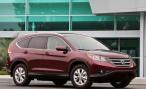 Продажи Honda CR-V нового поколения начнутся в России в ноябре 2012 года
