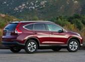2012 Honda CR-V. Новый, не значит – другой