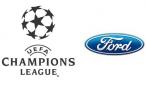 Ford продолжит поставлять автомобили для Лиги чемпионов УЕФА
