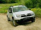 С конвейера завода Dacia в Румынии сошел 400-тысячный Duster