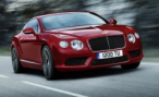 Bentley Contintental GT V8. Мой маленький!