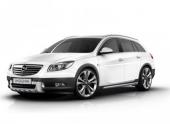 Opel Insignia Sports Tourer Crossfour. Очень простой рецепт