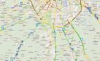Пробки в Московской области. Проверь по карте!
