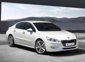 Продажи Peugeot 508 в России начнутся 1 февраля 2012 года