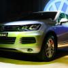 В Москве прошла российская премьера Volkswagen Touareg Hybrid