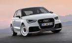 Audi A1 Quattro. Спешиал!