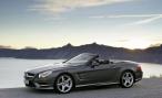 Mercedes представил в Детройте родстер SL-class шестого поколения