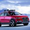Audi выпустит Q1 в 2016 году