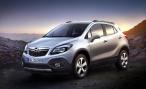 Названы российские цены на компактный кроссовер Opel Mokka