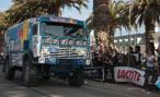 На Дакаре разбился насмерть мотоциклист из Аргентины