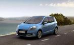 Renault представляет в России Scenic 2012 года