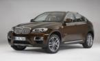 BMW X6 нового поколения будет легче и спортивнее
