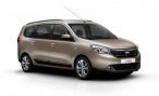 Dacia представляет минивэн Lodgy перед премьерой в Женеве
