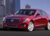 Двухдверный Cadillac ATS Coupe покажут в Детройте