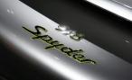 Porsche 918 Spyder. Новые детали