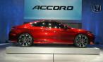 Американцы назвали гибридную Honda Accord самым экологичным автомобилем