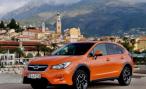 Кроссовер Subaru XV в России. От 974 200 рублей