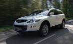 Mazda CX-9 – самый угоняемый автомобиль в Москве по итогам 2011 года