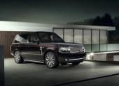 Land Rover представляет три специальные версии Range Rover