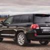 У замглавы столичного банка в Москве угнали Toyota Land Cruiser