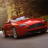 Aston Martin представляет обновленный V8 Vantage