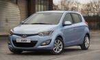 Hyundai представляет в Женеве обновленный хетчбэк i20