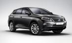 В Женеве состоялась премьера обновленного Lexus RX