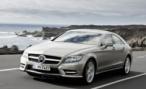 Mercedes-Benz представит обновленный CLS в конце июня