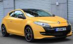Объявлены цены на спорткупе Renault Megane RS