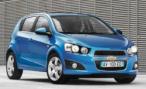 Дилеры предлагают специальные пакеты опций для Chevrolet Spark и Aveo